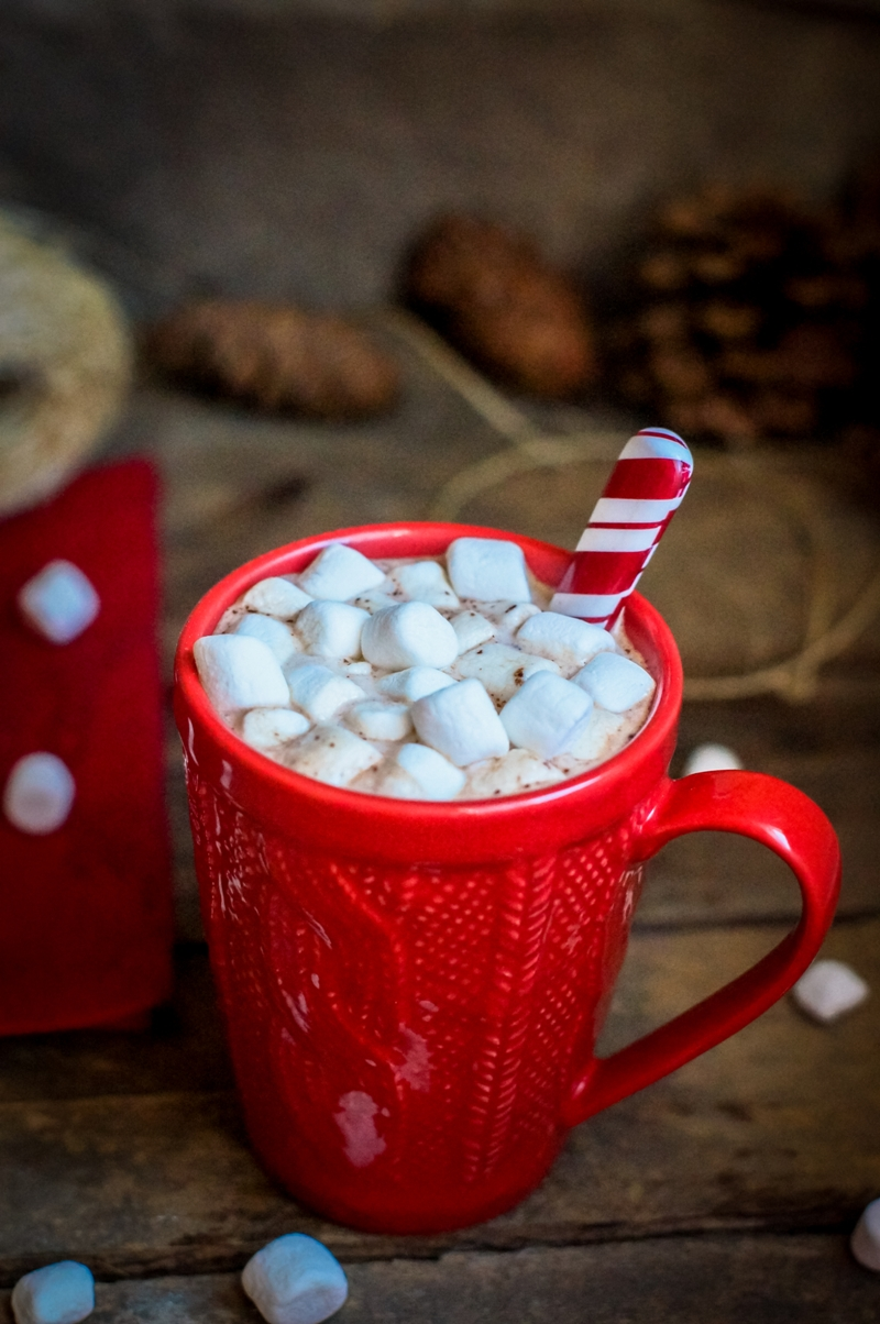Quick and Easy Salted Caramel Hot Chocolate Recipe