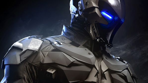 New Villain Arkham Knight 2q