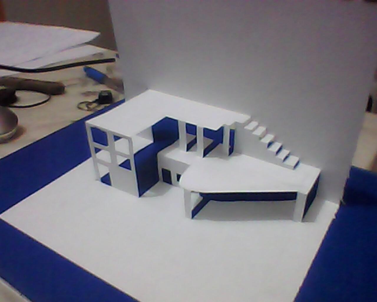 Maquetas Creativas: Kirigami - Arquitectura en papel
