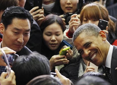Obama's tour to China