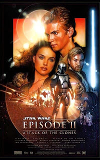 poster Star Wars II