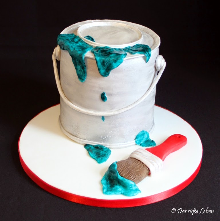Happy Birthday Cake For A Male