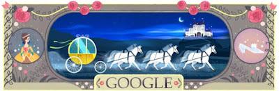 Charles Perrault Hiasi Google Doodle