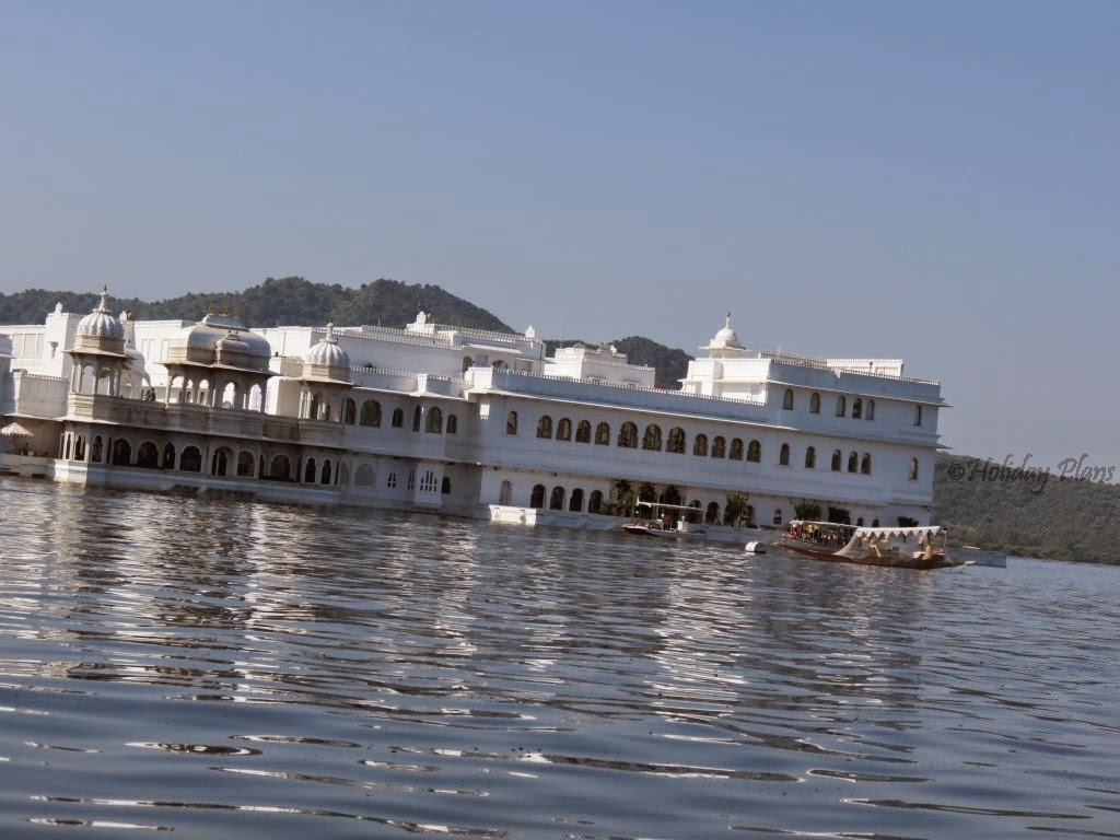 Lake palace or Jag Niwas of Udaipur
