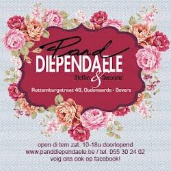 Pand Diependaele , ook op facebook!
