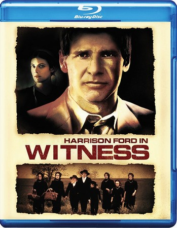 Poster Of Witness 1985 Dual Audio 720p BRRip [Hindi - English] Free Download Watch Online
