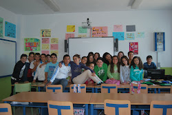 1º ESO B students 2012-2013