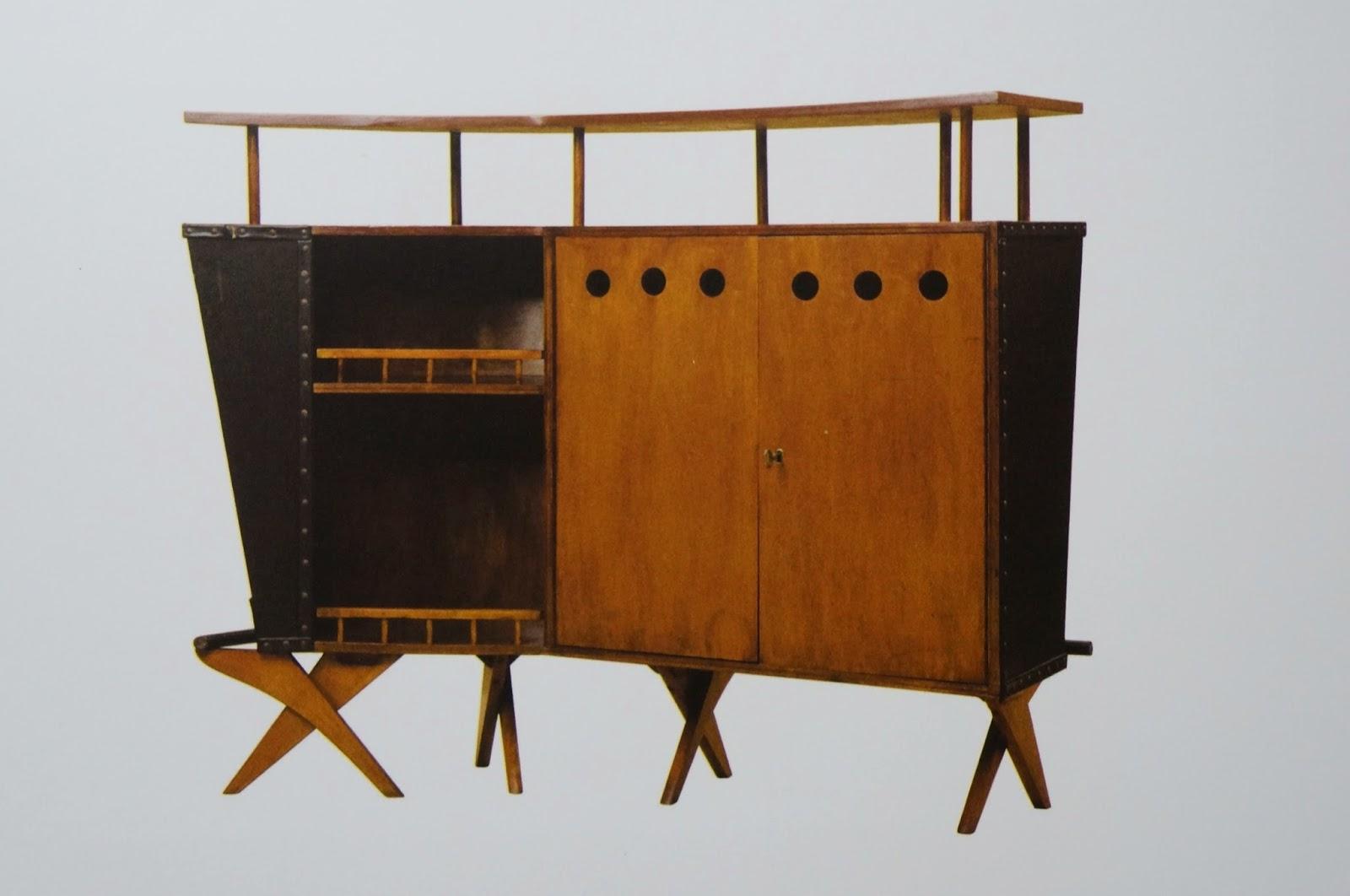Bar Z de José Zanine Caldas - Catálogo do Museu da Casa Brasileira