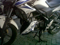 Cover mesin/under cowl transformer