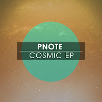 P-Note Cosmic EP LU10 Records