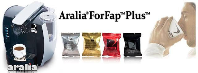 Aralia Ginseng Coffee Collaborazione Capsule