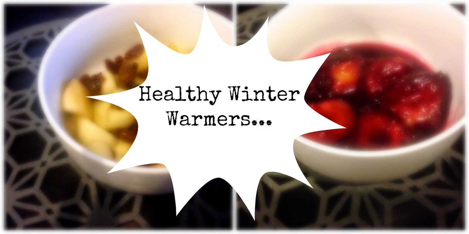 Healthy Winter Warmers