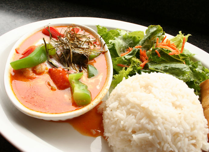 Culinary delights and events on koh samui kc s thai night for At home thai cuisine
