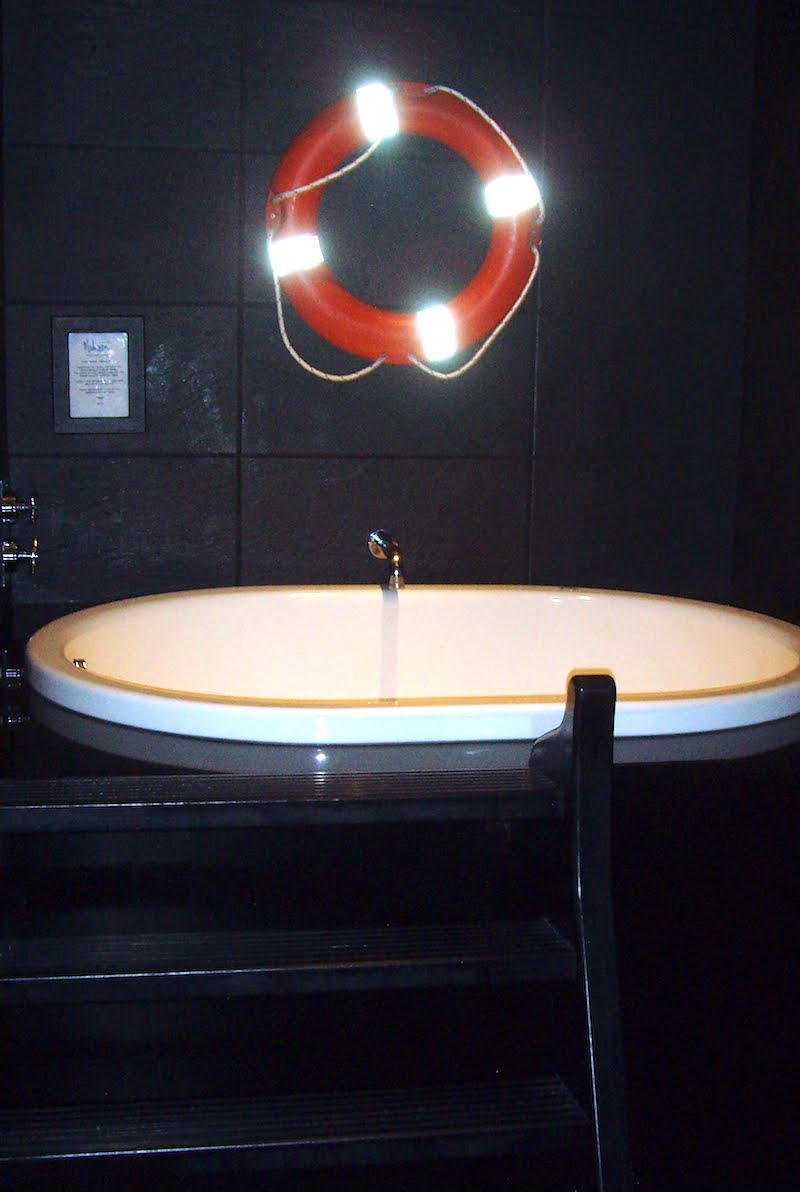 Bathroom Suites Manchester Domestic Sluttery Sluttery Travels The Malmaison And Smoak Bar