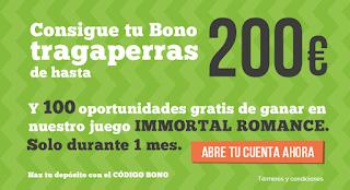 codigo promocional tragaperras online para españa paf.es