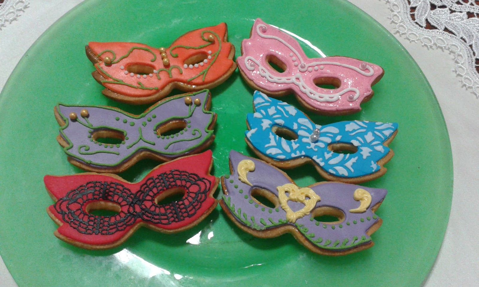 Cupcakes tenerife galletas de carnavales - Cupcakes tenerife ...
