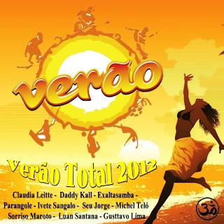 Capa Verão Total (2012) | músicas