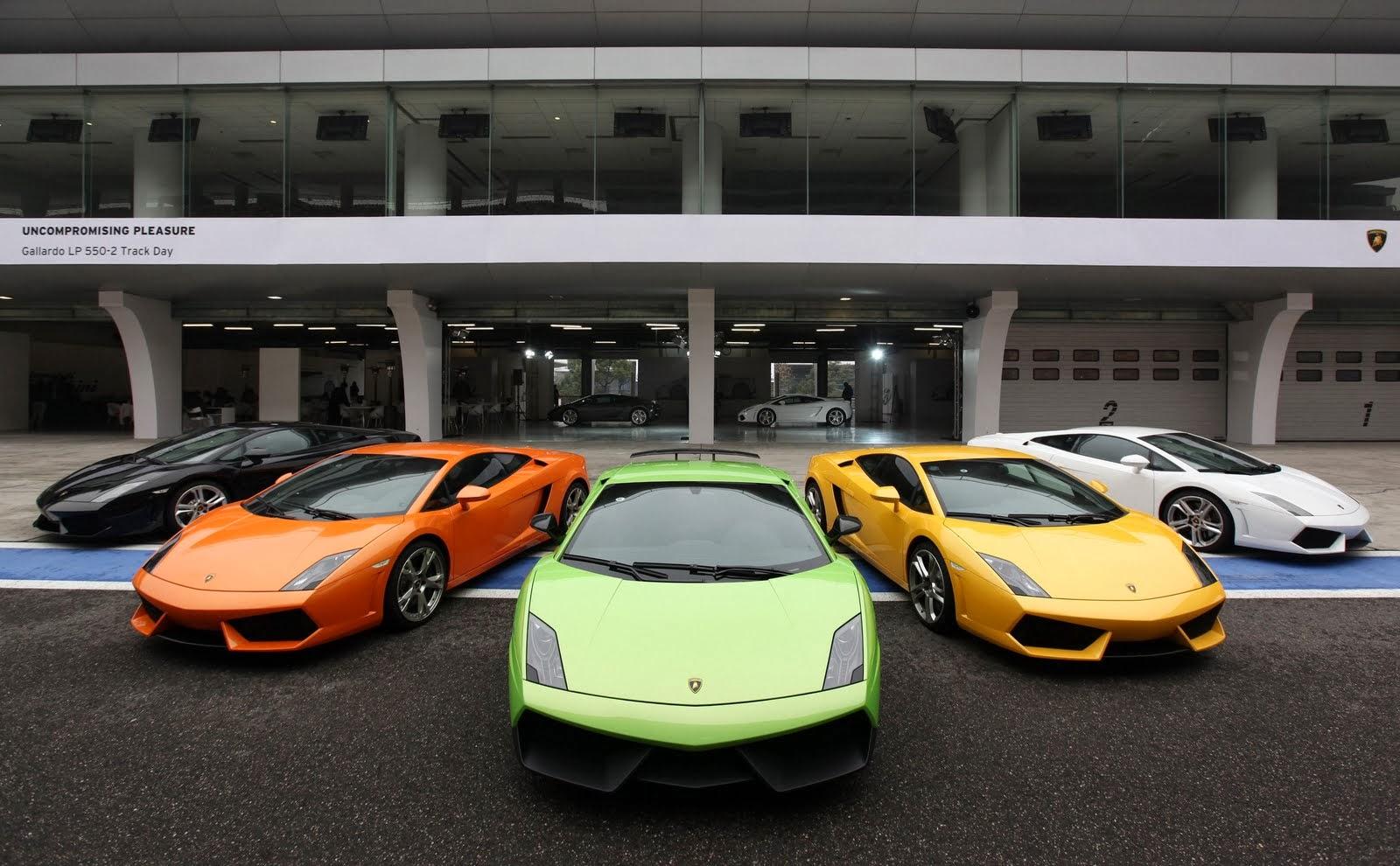 Lamborghini Gallardo LP 550-2 free download
