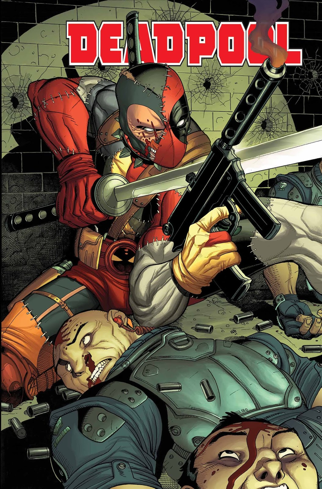 Marvel Reprinting 10 Classic Deadpool Comics in January 2016 | Deadpool Bugle