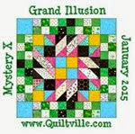 Quiltville Grand Illusion Mystery