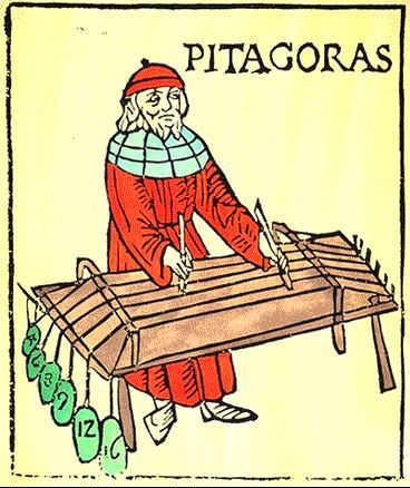 Pitagoras y los pitagoricos filosofia
