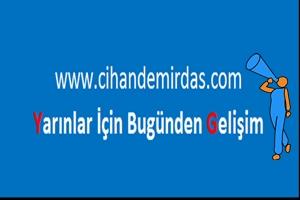 Cihan Demirdas Blog Tanıtım Yazısı