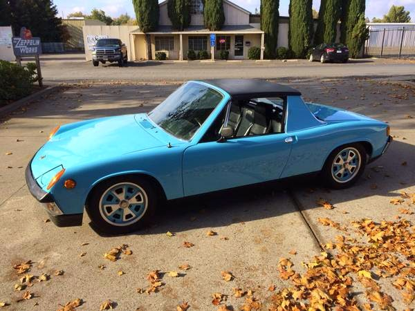 1973 porsche 914 2 0l for sale buy classic volks. Black Bedroom Furniture Sets. Home Design Ideas