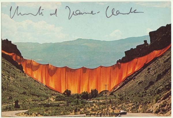 Jenna Leigh: Christo and Jeanne-Claude