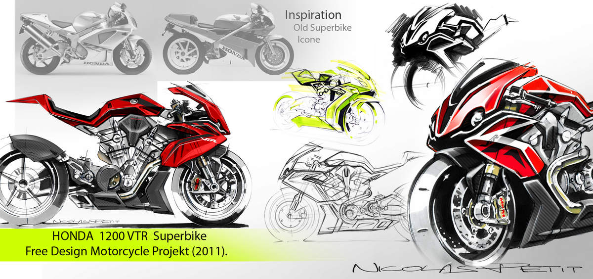 Concept/design/photomontage sur R  - Page 2 Honda%2BVTR%2B1200%2Bby%2BPetit%2BMotorcycle%2BCreation%2B09