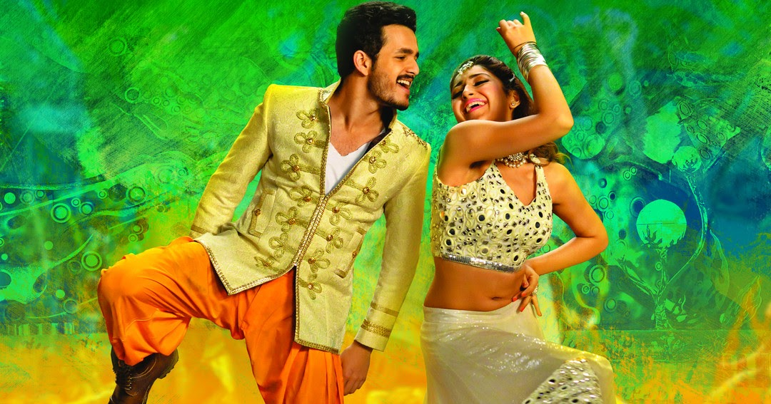 Akhil Movie Photos Gallery