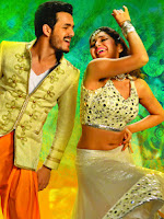 Akhil Debut movie first look photos-cover-photo