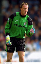 Steve Ogrizovic - the Sky Blues leading appearance maker of all time