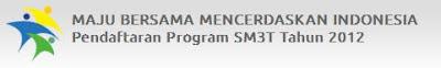 Portal Pendaftaran SM-3T 2012