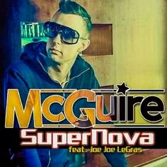 Irish McGuire new single SuperNova