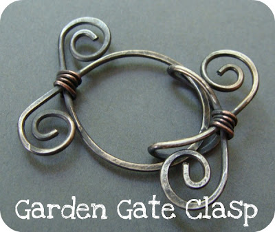 wire work clasp tutorial