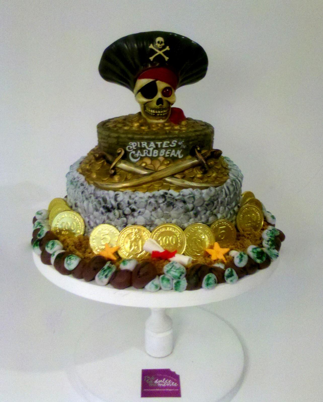 Cumpleaños `piratas del caribe - Imagui