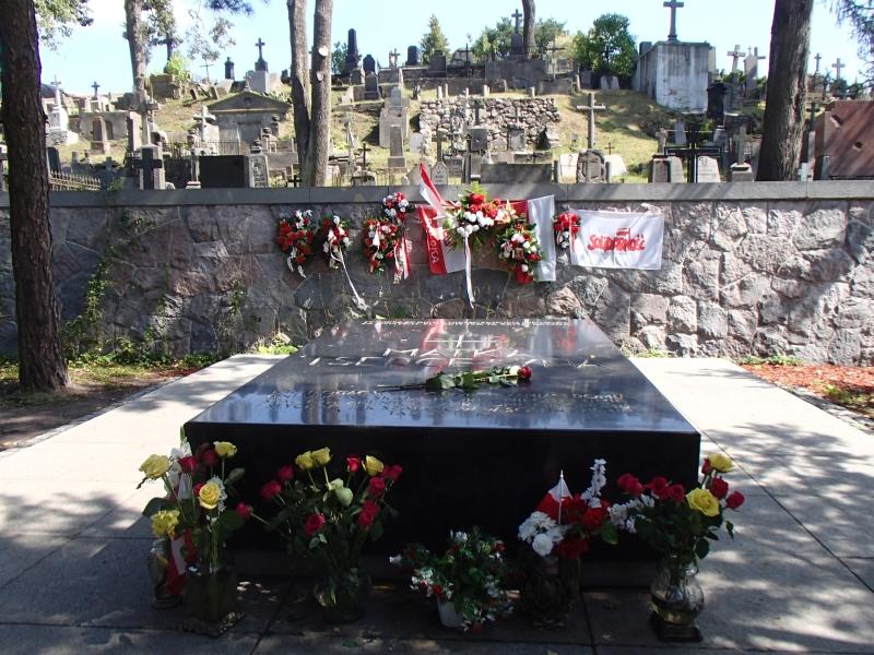 Matka i serce syna - mauzoleum z sercem Józefa Piłsudskiego w Wilnie - fot. Tomasz Janus / sportnaukowo.pl