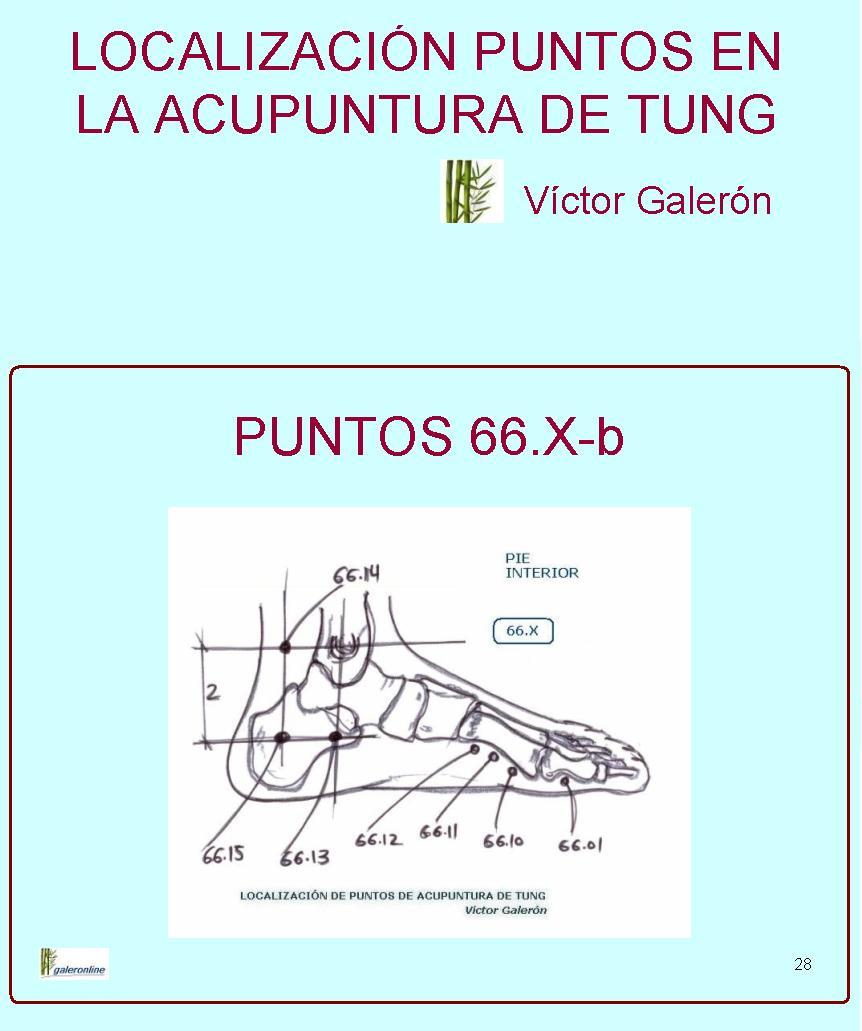 LOCALIZACIÓN DE PUNTOS DE TUNG