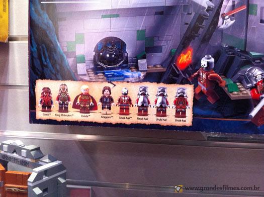 LEGO Senhor dos Anéis - A batalha no Abismo de Helm