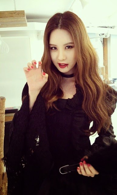 vampire seohyun