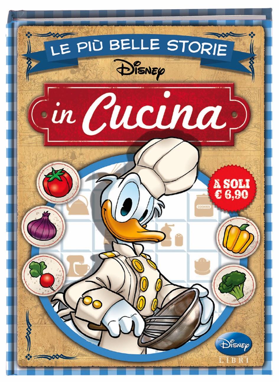 Disney_comics_le piu' belle storie_in cucina