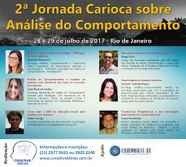 2a. Jornada Carioca sobre Análise do Comportamento