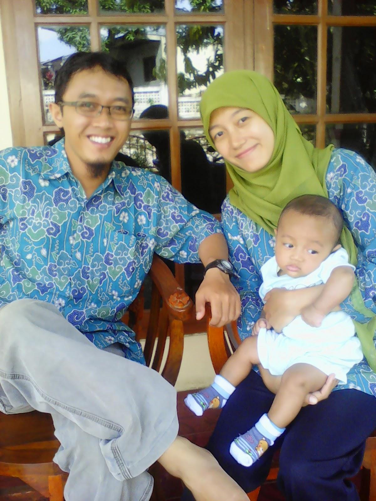 Foto Keluarga Kecil