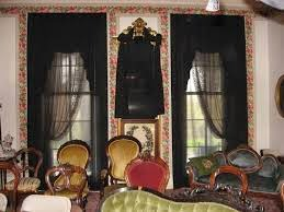 Old South Mourning Decor @northmanspartyvamps.com