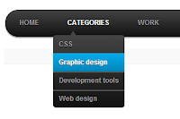 Membuat Menu Bar Drop Down Tanpa Edit HTML
