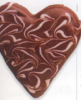 Receta Galletas de Manteca cubiertas en Chocolate