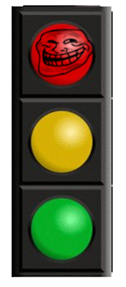 troll traffic lights
