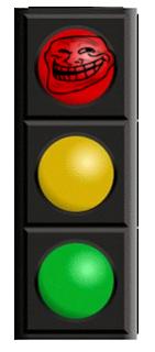troll traffic lights