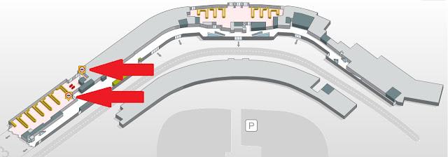 Terminal 2: duas aduanas