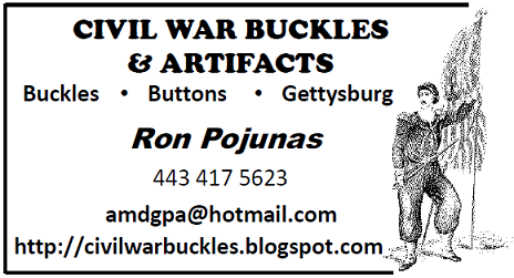 Civil War Buckles & Artifacts